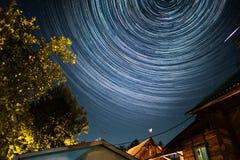 Cielo stellato fotografia stock libera da diritti
