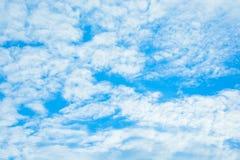 Cielo su terra Immagine Stock