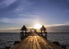 Cielo in Tailandia Immagine Stock