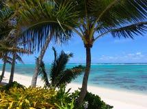Cielo tropicale Fotografie Stock