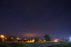 Cielo vacío Foto de archivo libre de regalías