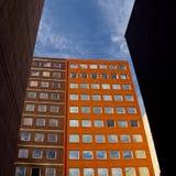 Cielo vetroso Fotografia Stock Libera da Diritti