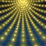 Cielo virtuale del sole della tabella Fotografia Stock
