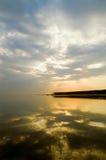 Cielo y mar Foto de archivo