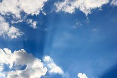 Cielo y nube Imágenes de archivo libres de regalías