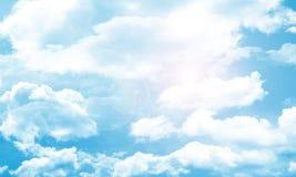 Cielo y nube Fotografía de archivo libre de regalías
