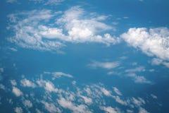 Cielo y nube Fotos de archivo libres de regalías