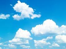 Cielo y nubes Fotos de archivo libres de regalías
