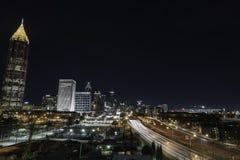 Cielos de Atlanta Foto de archivo