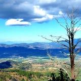 Cielos de Honduras Foto de archivo