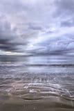 Cielos del invierno Foto de archivo libre de regalías