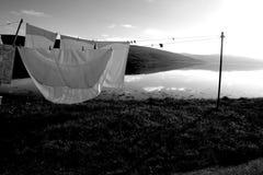 Cielos septentrionales Fotografía de archivo libre de regalías