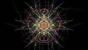 Ciemna abstrakcja clockwork, steampunk projekt royalty ilustracja