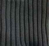 Ciemna bawełniana tekstura Zdjęcia Royalty Free