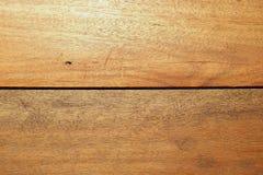 Ciemna ciężka drewniana tekstura z naturalnym wzoru tła horyzontem Obrazy Stock