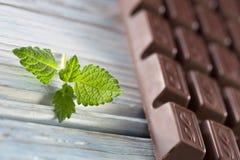 Ciemna czekolada Obraz Stock