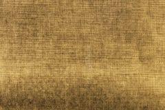 Ciemna i nieociosana brezentowa tekstura zdjęcia stock