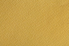 Ciemna koloru żółtego papieru tekstura Zdjęcia Royalty Free