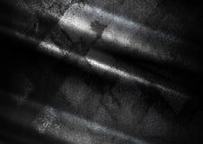 Ciemna metal tekstura dla tła Obrazy Stock