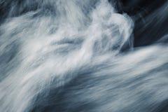 Ciemna nadwodna abstrakcjonistyczna przesłona obraz stock