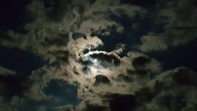 ciemna noc Obrazy Royalty Free