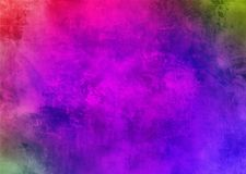 Ciemna Purpurowa Fiołkowa Tajemnicza Stara Zniekształcająca Grunge pyłu Smokey abstrakta wzoru tekstury tła Piękna tapeta zdjęcia royalty free