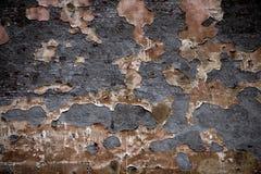 ciemna stara ściana Obraz Stock