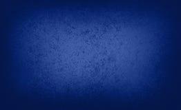 Ciemna szafirowa błękitna tło tekstura Obrazy Stock