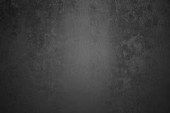 Ciemna tło tekstura Puste miejsce dla projekta, zmrok krawędzie obraz stock