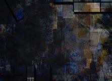 ciemne abstrakcyjne ilustracja wektor