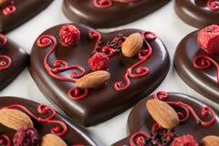 Ciemne czekolady Obraz Stock