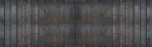 Ciemne drewniane tekstury zdjęcia royalty free