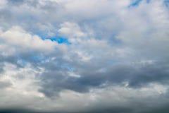ciemne niebo Obrazy Royalty Free