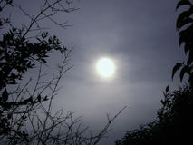 ciemne niebo Zdjęcia Royalty Free