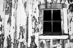 ciemne okno Zdjęcie Royalty Free