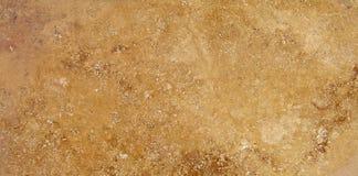 Ciemnego beżu marmuru naturalna tekstura patern Obraz Stock
