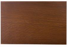 Ciemnego brązu drewno z chmurną adrą Obrazy Stock
