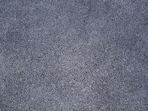 Ciemnego czerni asfaltu drogowa powierzchnia zdjęcie stock