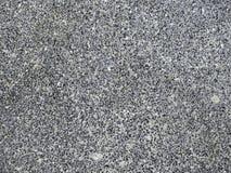Ciemnego czerni asfaltu drogowa powierzchnia zdjęcia royalty free