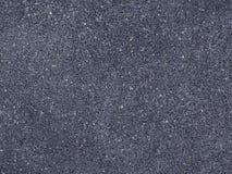 Ciemnego czerni asfaltu drogowa powierzchnia fotografia royalty free