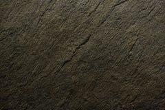 Ciemnego czerni wapnia kamienia tekstura zdjęcia stock