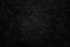 Ciemnego grunge czerni tekstury winiety abstrakcjonistyczny tło Obraz Royalty Free