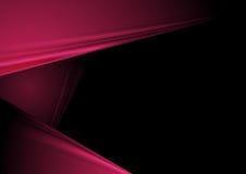 Ciemnego purpurowego abstrakta gładki materialny tło ilustracja wektor