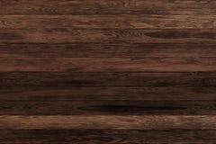 Ciemni grunge drewna panel Deski tło Stara ścienna drewniana rocznik podłoga zdjęcie stock