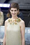Ciemność, Anne Hathaway Fotografia Stock