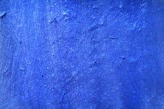 ciemno niebieski gipsu Obrazy Royalty Free