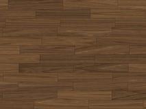 ciemno posadzkowy parkietowy brown Fotografia Stock