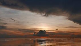 Ciemnopąsowy wschód słońca 02 zdjęcie wideo