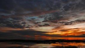Ciemnopąsowy wschód słońca 03 zdjęcie wideo