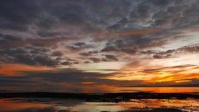 Ciemnopąsowy wschód słońca 05 zdjęcie wideo
